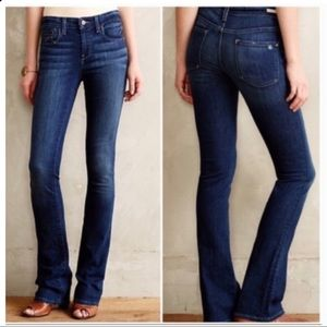 Anthropologie Pilcro Bootcut Jeans